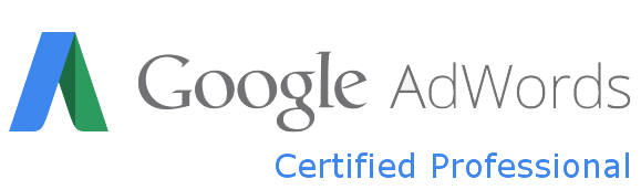 Google Adwords Qualified Professional Logo